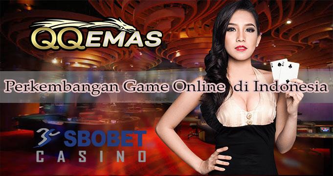Perkembangan Game Online di Indonesia